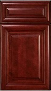 Mahogany Maple Cabinets