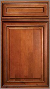 Mocha Maple Cabinets