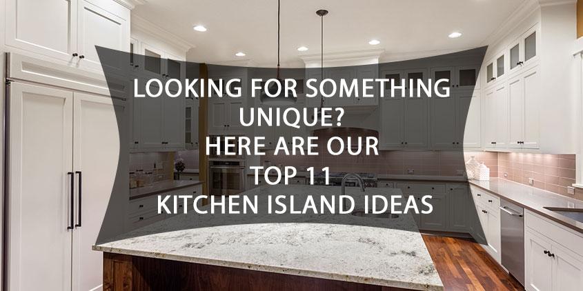 11 Kitchen Island Ideas