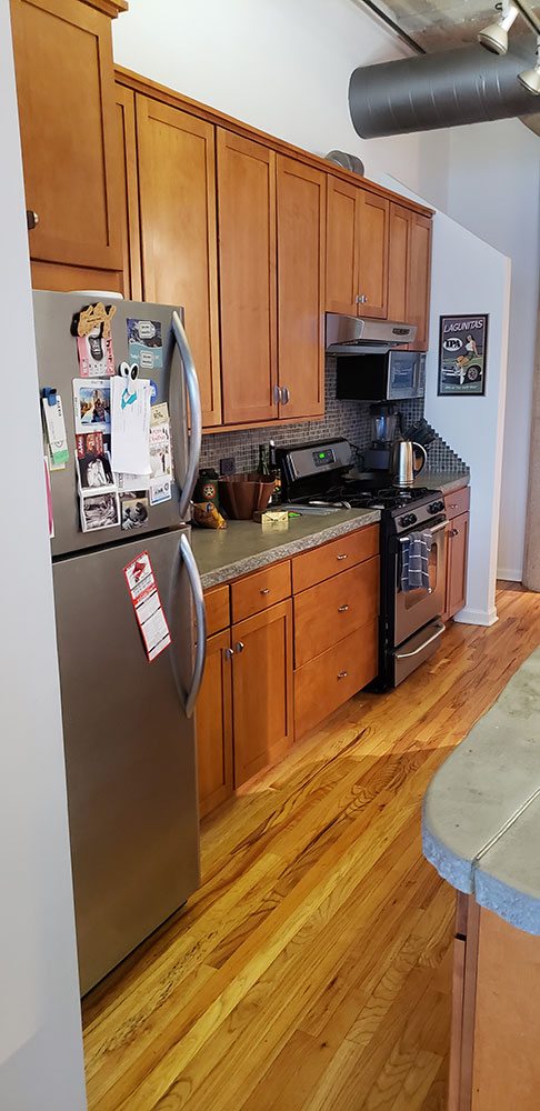 Chicago Kitchen Remodeling Contractor Get Your Dream: Chicago West Loop
